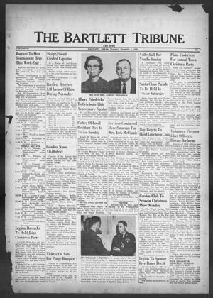 Primary view of object titled 'The Bartlett Tribune and News (Bartlett, Tex.), Vol. 83, No. 6, Ed. 1, Thursday, December 4, 1969'.