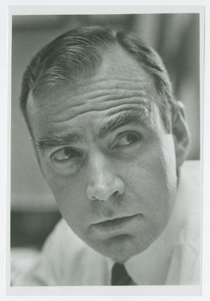 Primary view of object titled '[Photograph of U.S. Representative Jim Wright]'.