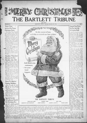 Primary view of object titled 'The Bartlett Tribune and News (Bartlett, Tex.), Vol. 83, No. 9, Ed. 1, Thursday, December 25, 1969'.