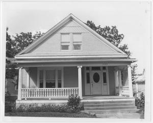 Primary view of object titled '[1208 Austin Ave.]'.