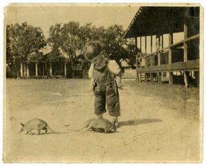 Joe Delaney, Summer of 1916