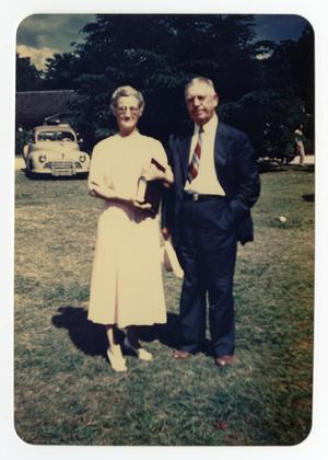 Dr. and Mrs. Delaney