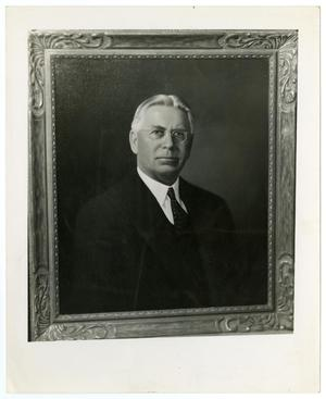 Photograph of J. J. Delaney Painting