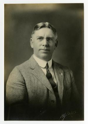 Portrait of Dr. James J. Delaney