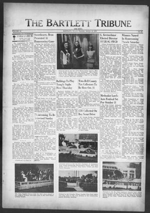 The Bartlett Tribune and News (Bartlett, Tex.), Vol. 83, No. 51, Ed. 1, Thursday, October 15, 1970