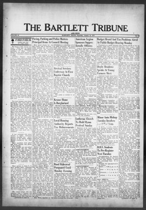 Primary view of object titled 'The Bartlett Tribune and News (Bartlett, Tex.), Vol. 84, No. 43, Ed. 1, Thursday, August 19, 1971'.