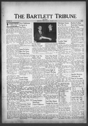 Primary view of object titled 'The Bartlett Tribune and News (Bartlett, Tex.), Vol. 85, No. 6, Ed. 1, Thursday, December 2, 1971'.