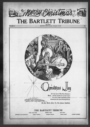 Primary view of object titled 'The Bartlett Tribune and News (Bartlett, Tex.), Vol. 85, No. 9, Ed. 1, Thursday, December 23, 1971'.
