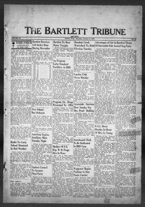 Primary view of object titled 'The Bartlett Tribune and News (Bartlett, Tex.), Vol. 85, No. 11, Ed. 1, Thursday, January 6, 1972'.