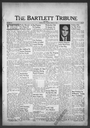 Primary view of object titled 'The Bartlett Tribune and News (Bartlett, Tex.), Vol. 85, No. 15, Ed. 1, Thursday, February 3, 1972'.
