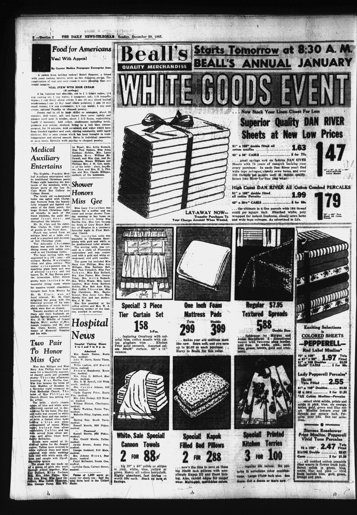The Daily News-Telegram (Sulphur Springs, Tex ), Vol  85, No  305