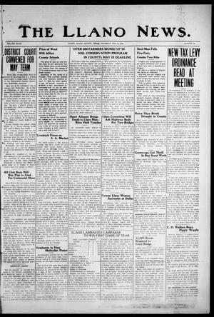 The Llano News. (Llano, Tex.), Vol. 48, No. 24, Ed. 1 Thursday, May 14, 1936