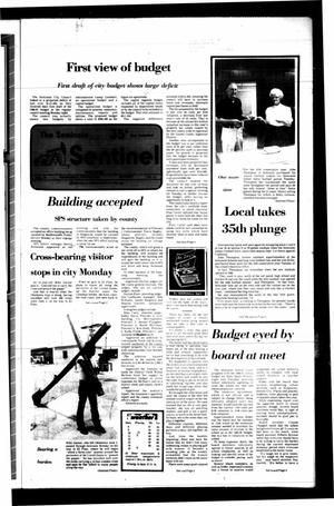 Primary view of object titled 'The Seminole Sentinel (Seminole, Tex.), Vol. 79, No. 74, Ed. 1 Wednesday, July 16, 1986'.