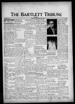 Primary view of object titled 'The Bartlett Tribune and News (Bartlett, Tex.), Vol. 86, No. 37, Ed. 1, Thursday, July 5, 1973'.