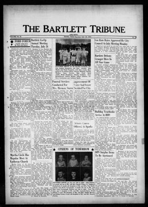 Primary view of object titled 'The Bartlett Tribune and News (Bartlett, Tex.), Vol. 86, No. 39, Ed. 1, Thursday, July 19, 1973'.