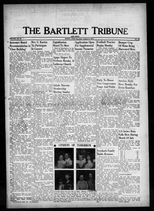 The Bartlett Tribune and News (Bartlett, Tex.), Vol. 86, No. 42, Ed. 1, Thursday, August 9, 1973
