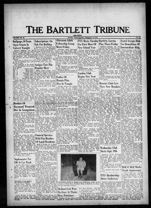 Primary view of object titled 'The Bartlett Tribune and News (Bartlett, Tex.), Vol. 86, No. 47, Ed. 1, Thursday, September 13, 1973'.