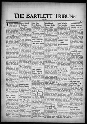 Primary view of object titled 'The Bartlett Tribune and News (Bartlett, Tex.), Vol. 87, No. 8, Ed. 1, Thursday, December 13, 1973'.