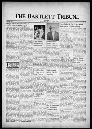 Primary view of object titled 'The Bartlett Tribune and News (Bartlett, Tex.), Vol. 87, No. 27, Ed. 1, Thursday, April 25, 1974'.
