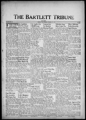 Primary view of object titled 'The Bartlett Tribune and News (Bartlett, Tex.), Vol. 88, No. 19, Ed. 1, Thursday, February 27, 1975'.