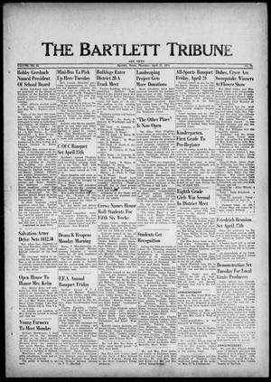 The Bartlett Tribune and News (Bartlett, Tex.), Vol. 88, No. 26, Ed. 1, Thursday, April 17, 1975