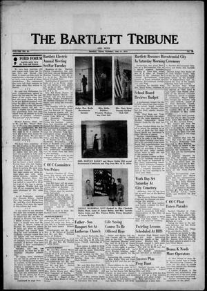 Primary view of object titled 'The Bartlett Tribune and News (Bartlett, Tex.), Vol. 88, No. 39, Ed. 1, Thursday, July 17, 1975'.