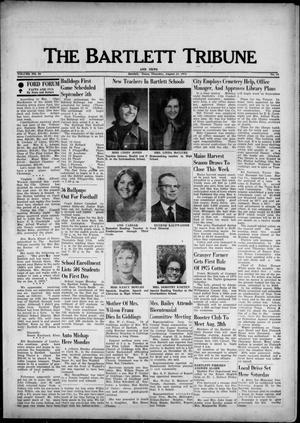 The Bartlett Tribune and News (Bartlett, Tex.), Vol. 88, No. 44, Ed. 1, Thursday, August 21, 1975