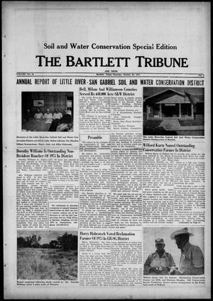The Bartlett Tribune and News (Bartlett, Tex.), Vol. 89, No. 2, Ed. 1, Thursday, October 30, 1975
