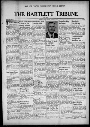 The Bartlett Tribune and News (Bartlett, Tex.), Vol. 89, No. 2, Ed. 2, Thursday, October 30, 1975