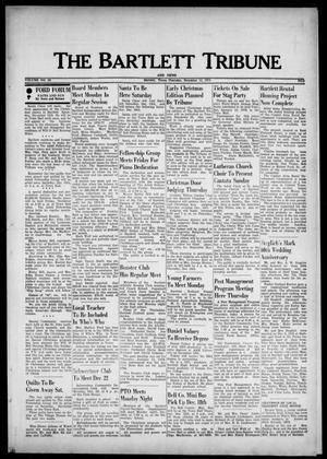 Primary view of object titled 'The Bartlett Tribune and News (Bartlett, Tex.), Vol. 89, No. 8, Ed. 1, Thursday, December 11, 1975'.
