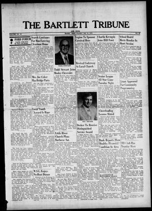 The Bartlett Tribune and News (Bartlett, Tex.), Vol. 89, No. 39, Ed. 1, Thursday, July 15, 1976