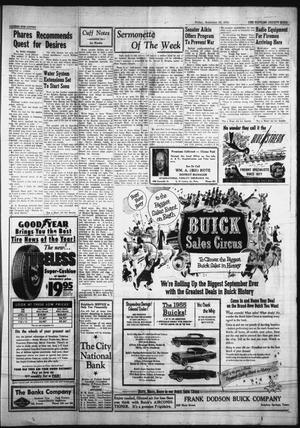 The Hopkins County Echo (Sulphur Springs, Tex ), Vol  80, No  38, Ed