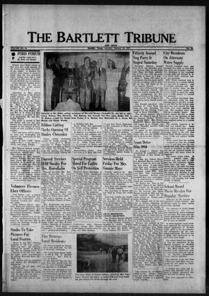 Primary view of object titled 'The Bartlett Tribune and News (Bartlett, Tex.), Vol. 90, No. 13, Ed. 1, Thursday, January 13, 1977'.