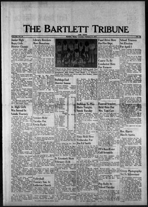 Primary view of object titled 'The Bartlett Tribune and News (Bartlett, Tex.), Vol. 90, No. 18, Ed. 1, Thursday, February 17, 1977'.