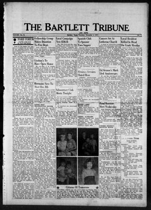 Primary view of object titled 'The Bartlett Tribune and News (Bartlett, Tex.), Vol. 91, No. 7, Ed. 1, Thursday, December 1, 1977'.