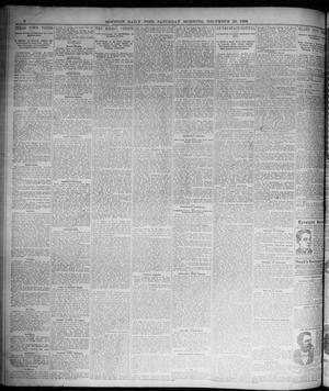 Primary view of object titled 'The Houston Daily Post (Houston, Tex.), Vol. NINTH YEAR, No. 261, Ed. 1, Saturday, December 23, 1893'.