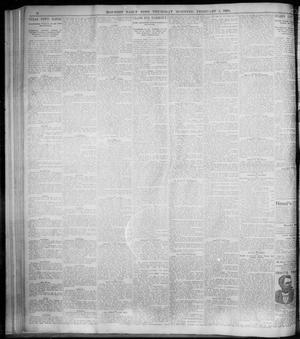 Primary view of object titled 'The Houston Daily Post (Houston, Tex.), Vol. NINTH YEAR, No. 301, Ed. 1, Thursday, February 1, 1894'.