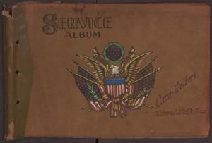 Primary view of object titled '[Camp Wolters Service Album]'.