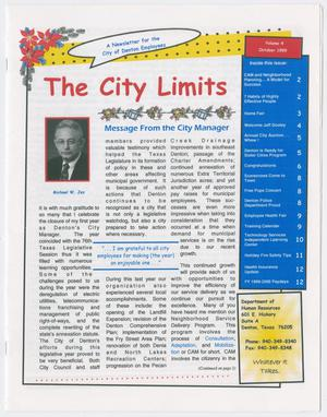 The City Limits, Volume 4, October 1999