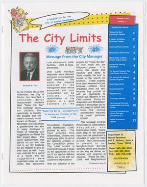 The City Limits, Volume 1, January 2000