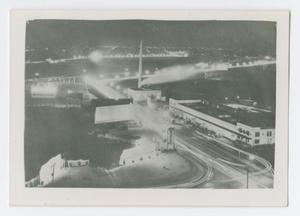 Primary view of [Photograph of Pump House Near Union Station in Dallas]