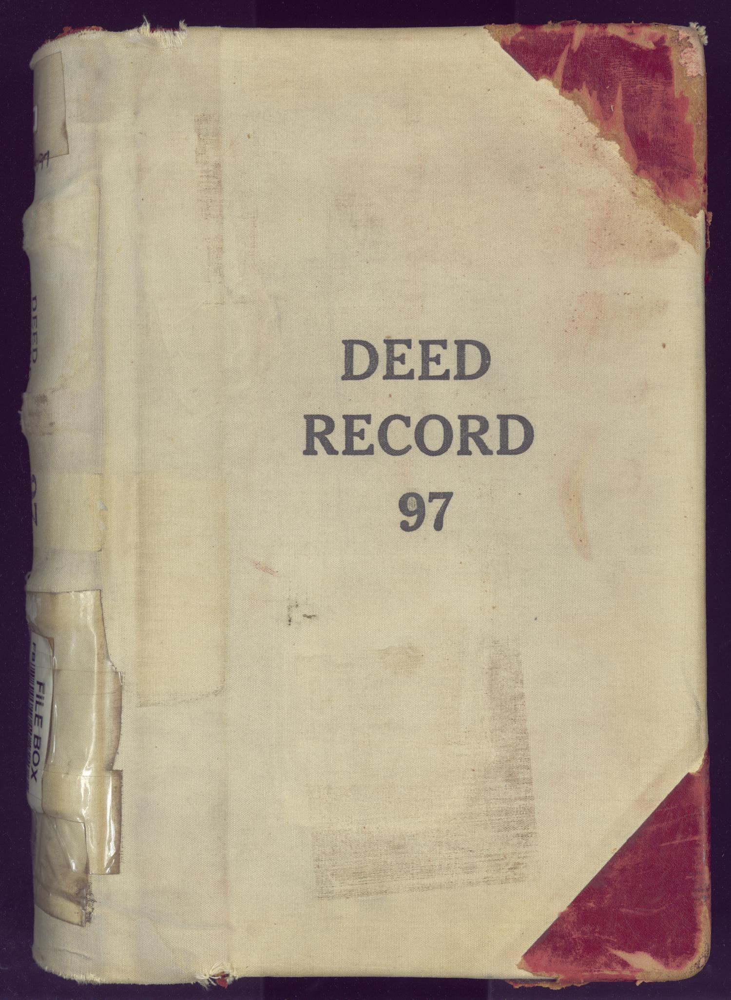 Travis County Deed Records: Deed Record 97 - The Portal to ...