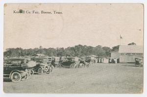 Primary view of object titled '[Postcard to Mrs. Connie Austin, September 14, 1916]'.