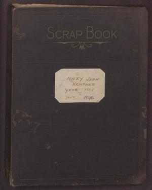 [Scrapbook: Mary Jean Kempner, Year 1934 To Year 1946]