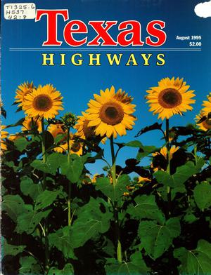Primary view of object titled 'Texas Highways, Volume 43 Number 8, August 1995'.