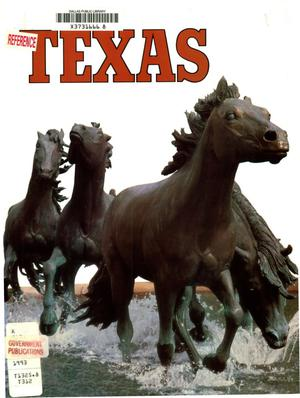 Primary view of object titled 'Texas State Travel Guide: 1993'.