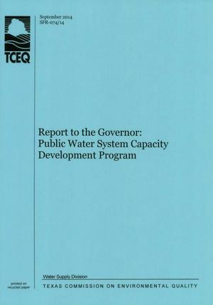 Primary view of object titled 'Report to the Governor: Public Water System Capacity Development Program'.