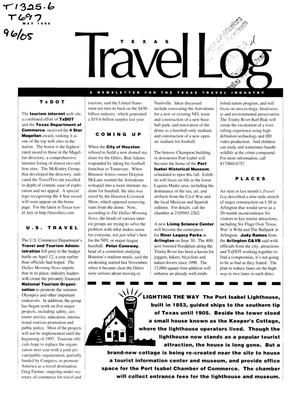 Primary view of object titled 'Texas Travelog, May 1996'.