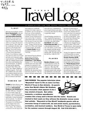 Primary view of object titled 'Texas Travelog, July 1997'.