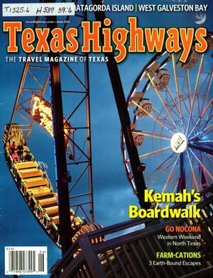 Primary view of object titled 'Texas Highways, Volume 59 Number 6, June 2012'.